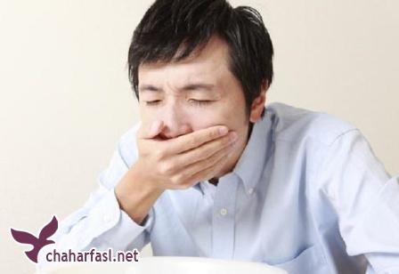 علل ایجاد حالت تهوع صبحگاهی