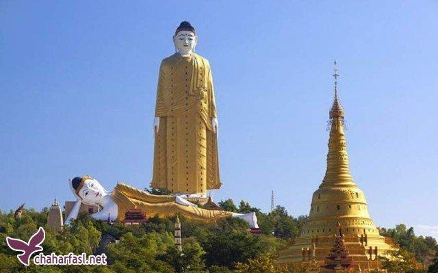 معرفی بلندترین مجسمه های دنیا