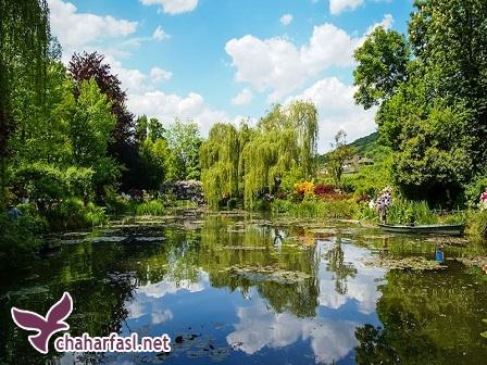 آشنایی زیباترین باغ های جهان