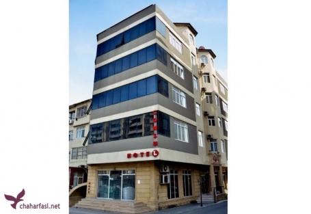 هتل کنسول باکو آذربایجان