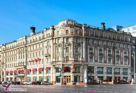 هتل نشنال مسکو روسیه