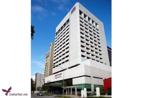هتل رویال کویینز سنگاپور