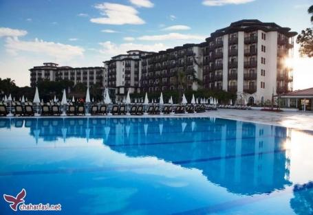هتل لتونیا گلف ریزورت آنتالیا