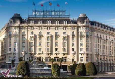 هتل وستین پالاس مادرید