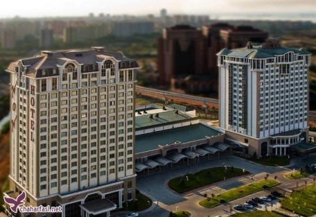 هتل وو استانبول