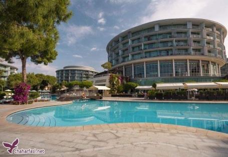 هتل کالیستا آنتالیا
