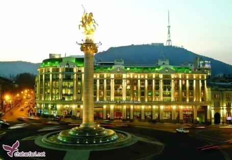 هتل کورتیارد بای ماریوت تفلیس گرجستان