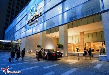 هتل دابلتری بای هیلتون کوالالامپور مالزی