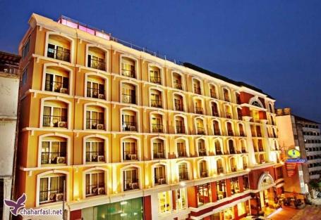 هتل تایم بوتیک پاتایا تایلند