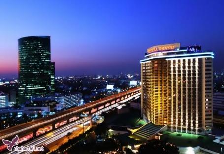 هتل سنتارا گرند بانکوک تایلند