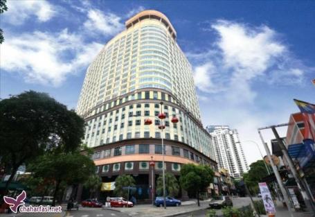 هتل رادیوس اینترنشنال کوالالامپور مالزی