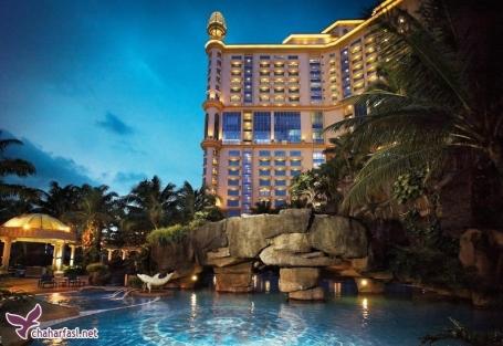 هتل سانوی ریزورت کوالالامپور مالزی