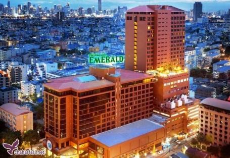 هتل امرالد بانکوک تایلند