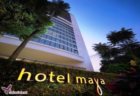 هتل مایا کوالالامپور مالزی